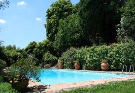 VILLA LICOSA in the very heart of Chianti