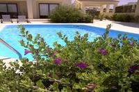 Villa in Cyprus, Secret Valley: View of villa with pool