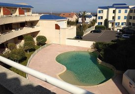 Apartment Karin - shared pool, 4 bedrooms, private balcony