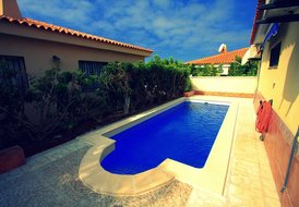 Ideal for Family vocation !! Villa in Callao Salvaje!!!