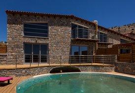 Lindos Seastone Villa - Alcyone