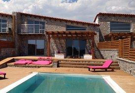 Lindos Seastone Villa - Dione