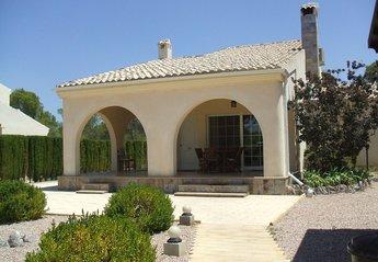 Villa in Spain, Costa Calida - Murcia: Comfortable 3 bed Villa with pool Scenic Views  Bars Restau..