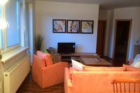 Apartment in Slovakia, High Tatras mountains: lounge area