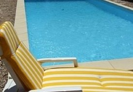 Villa Dominique, private pool, 2 bedrooms, large terrace