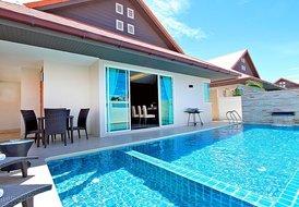 La Ville Grande Pool Villa A08 3Bed inc. breakfast & daily clean