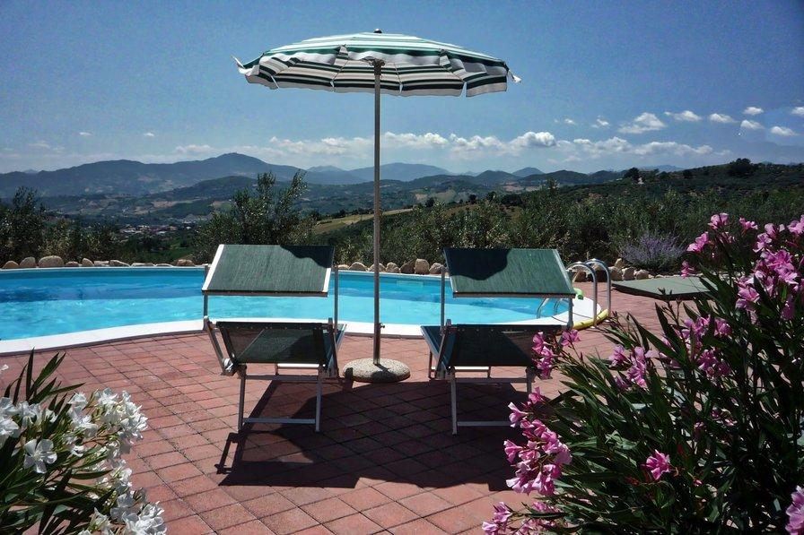 Villa in Italy, Casoli