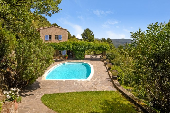 Villa in France, La Garde Freinet