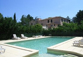 La Terrasse, 3 bedrooms, 2 shared swimming pools