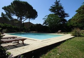 La Porterie, 2 bedrooms, 2 shared swimming pools