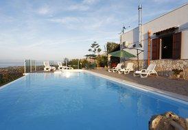 VILLA DEL POGGIO with infinity pool and sea view- APRIL PROMOTION