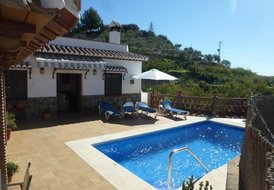 Villa Aurora- holiday rentals in Nerja-Costa del Sol