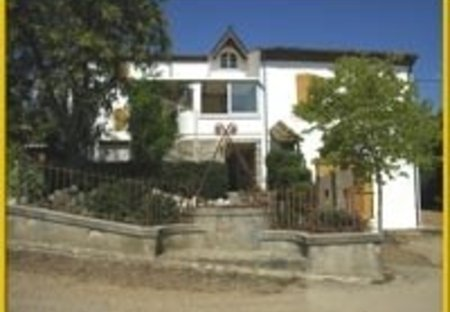 House in Allées Paul Riquet, the South of France