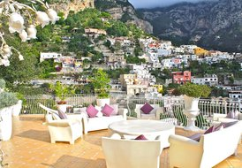 LUXURY VILLA POSITANO sleeps 12