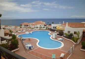 Villa in Spain, Los Olivos: The fantastic pool area