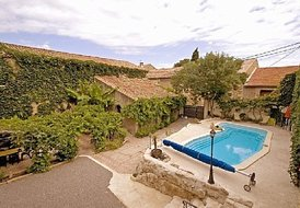 Maison de Capestang, private heated pool, 5 bedrooms
