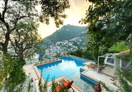 Fantastic Luxury Villa with Pool in Positano