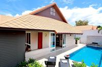 Villa in Thailand, Jomtien: Private swimming pool with an easy access to your cozy living area.