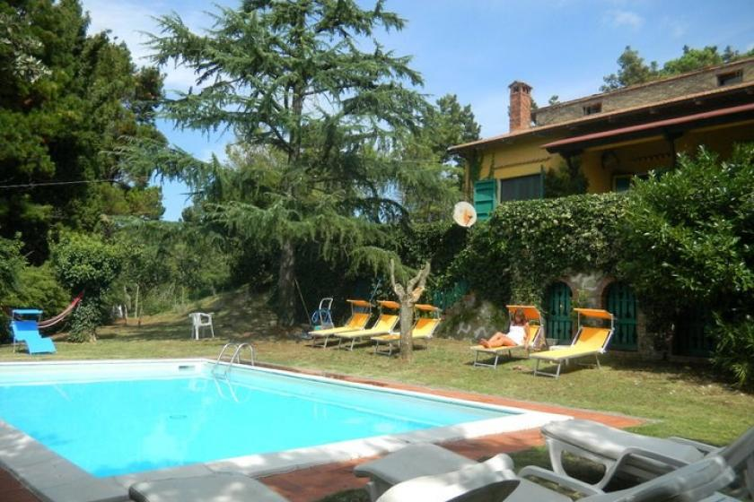 Owners abroad VILLA MIRALAGHI - WI-FI, PRIVATE POOL, BILLIARD, VIEW all around