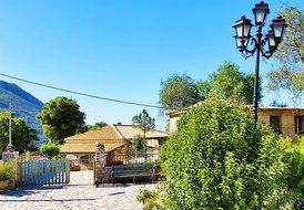 Villa Vafkeri,Village house with private swimming pool in Lefkada