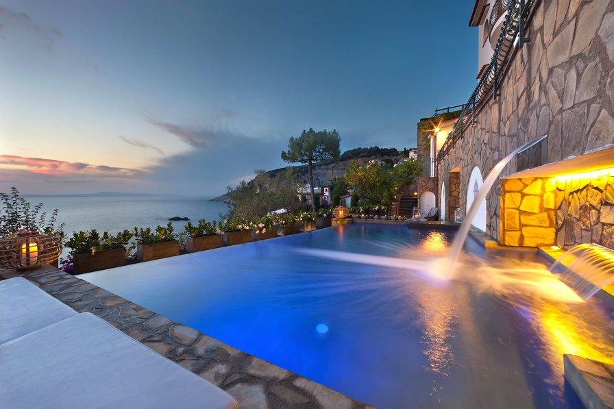 Villa in Italy, Campania