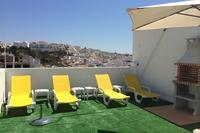 Apartment in Portugal, Albufeira old town: Roof Terrace for 3 apartments