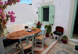 Beautiful villa on the greek island Rhodes