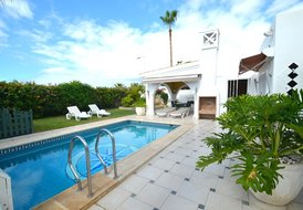 Luxury villa with heated swimming pool South Tenerife