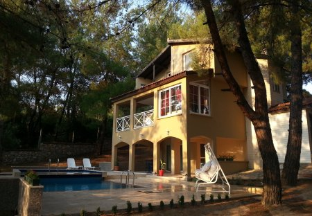 Villa in Ula, Turkey