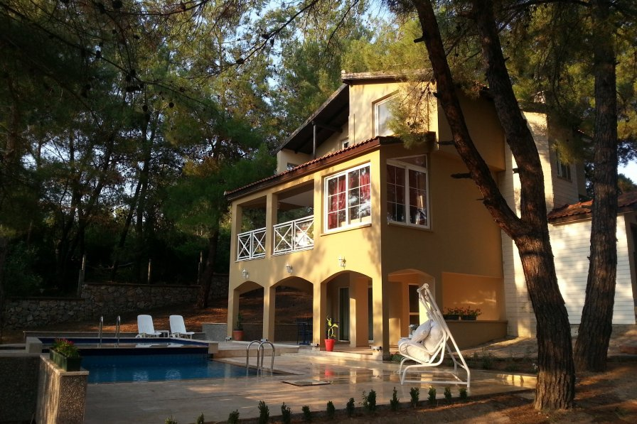 Villa in Turkey, Ula