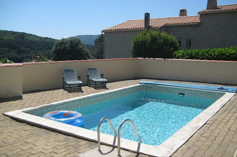 House in France, Lamalou-les-Bains