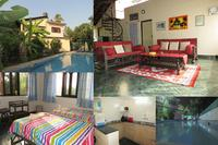 Apartment in India, Arpora