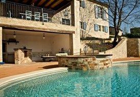Villa Sangermano Luxury villa with private heated pool near Porec