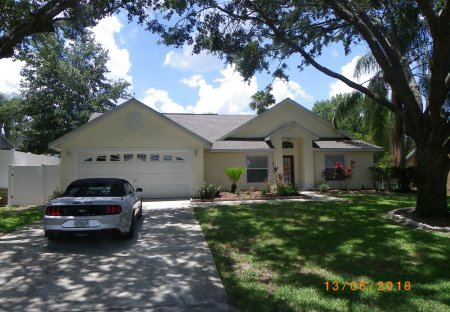 Villa in Westridge, Florida