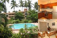 Apartment in India, Candolim