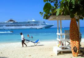 Ocho Rios Beach front Resort condo- Wifi