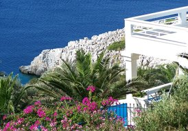Villa Ashley on the Aegean Sea