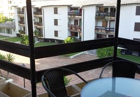 Fuengirola second line beach apartment.
