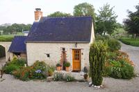 Cottage in France, Carentan