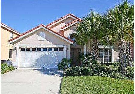 Villa in Solana, Florida: The Villa