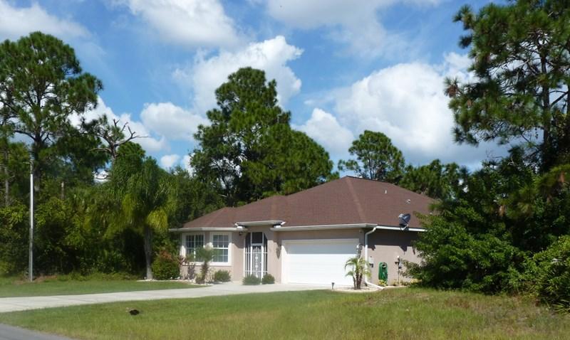 Villa in USA, Rotonda lakes: PineTree Villa
