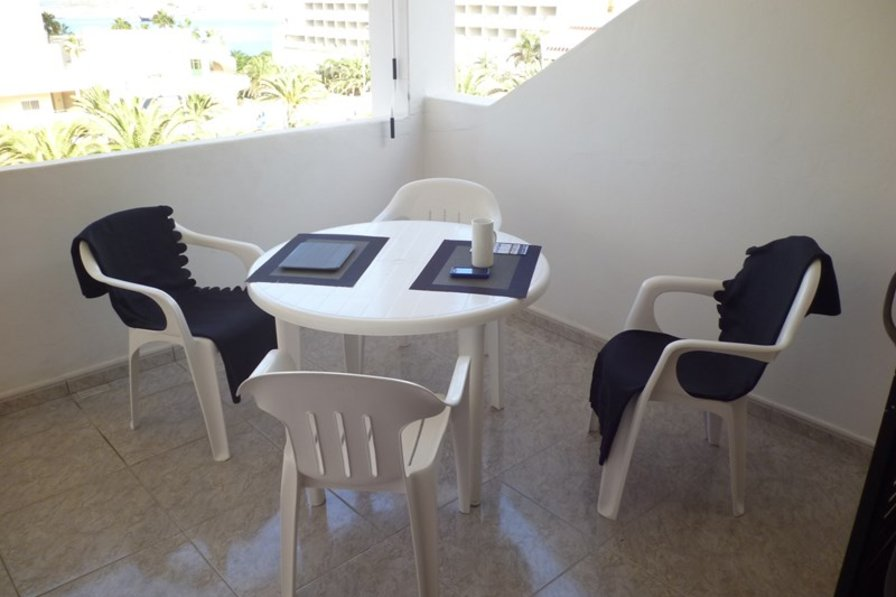 Apartment in Spain, Los Cristianos: Perfect for al fresco dining