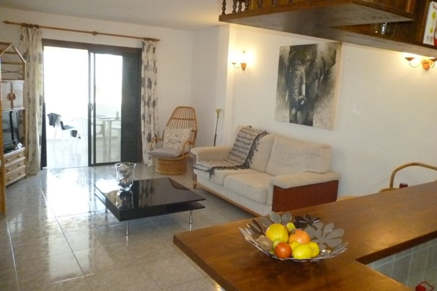 Paloma Beach - 1 bed in popular resort in central Los Cristianos