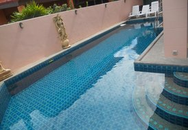 Jomtien Pool Villa  5 Bedroom 6 bathrooms private Pool
