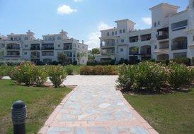 Luxury Penthouse Apartment on Five Star Golf Resort