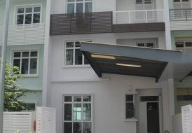 Shamrock Beach Villas, Penang (SEAVIEW)