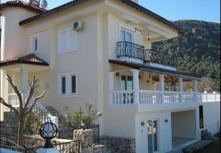 Villa in Üzümlü, Turkey: Villa Rose