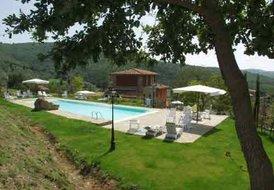 La Pieve - Casale Presciano - Focolare(Sleeps 6+2) *Pool & Views