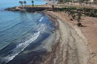 Villa in Spain, Mazarrón: Isla Plana Beach