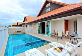 La Ville Grande Pool Villa A15 3Bed inc. breakfast & daily clean